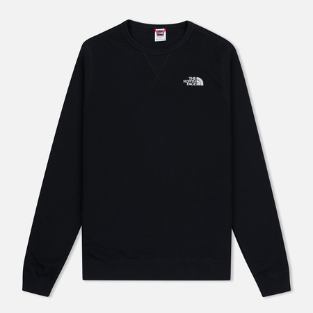 The North Face Street Fleece Men's Sweatshirt Black/White