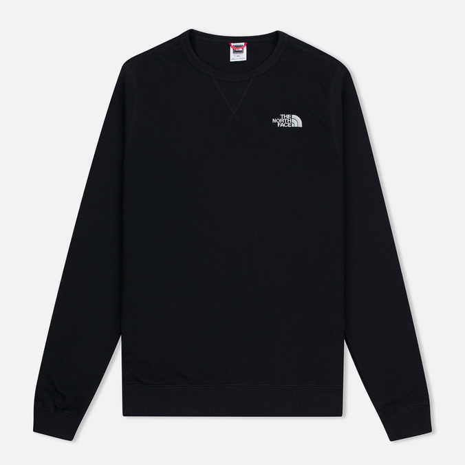 Мужская толстовка The North Face Street Fleece Black/White