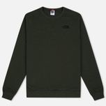 The North Face Street Fleece Men's Sweatshirt Rosin Green photo- 0
