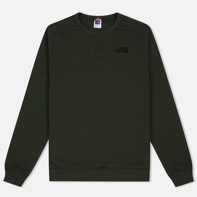 The North Face Street Fleece Men's Sweatshirt Rosin Green