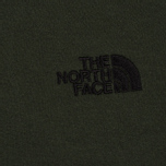 The North Face Street Fleece Men's Sweatshirt Rosin Green photo- 2