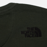 The North Face Street Fleece Men's Sweatshirt Rosin Green photo- 4