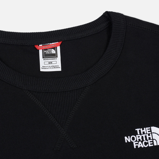 Мужская толстовка The North Face Street Fleece TNF Black/TNF White