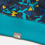 Мужская толстовка The North Face Street Fleece Turquoise/Blue/Yellow фото- 4
