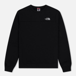 Мужская толстовка The North Face Z-Pocket Crew Black фото- 0