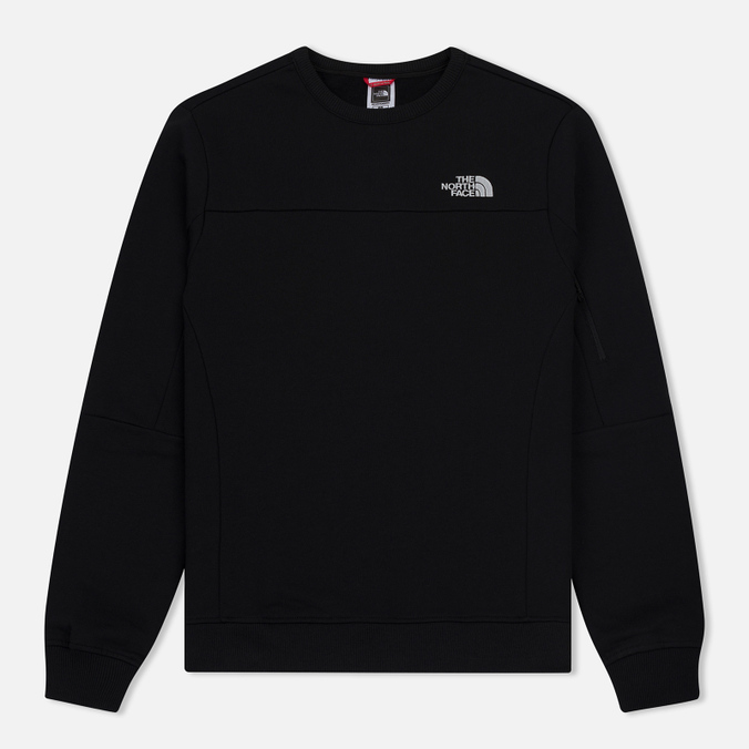 Мужская толстовка The North Face Z-Pocket Crew Black
