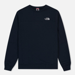 Мужская толстовка The North Face Z-Pocket Crew Urban Navy фото- 0