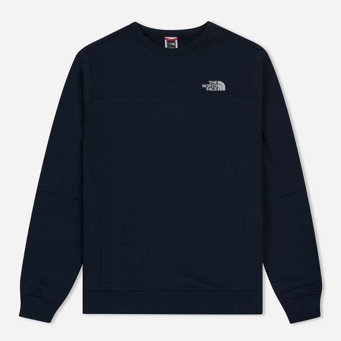 Мужская толстовка The North Face Z-Pocket Crew Urban Navy