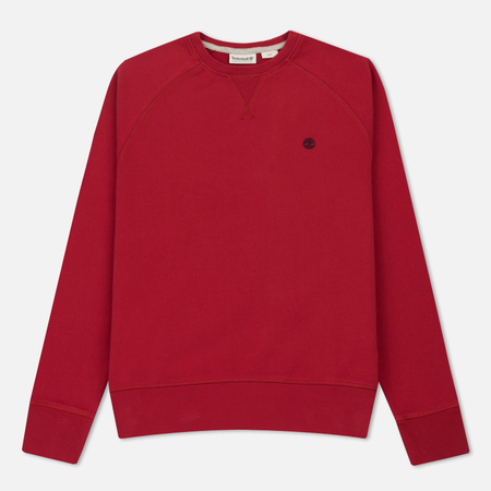 Мужская толстовка Timberland Crew Neck Exeter Small Logo Chili Pepper