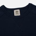 Мужская толстовка Timberland Exeter River Branded Logo Dark Sapphire фото- 1
