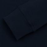 Мужская толстовка Timberland Exeter River Branded Logo Dark Sapphire фото- 3