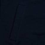 Мужская толстовка Timberland Exeter River Zip-Up Hoodie Dark Sapphire фото- 3