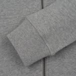 Мужская толстовка Timberland Exeter River Zip-Up Hoodie Medium Grey Heather фото- 4