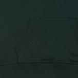 Мужская толстовка Timberland Letter Logo Hoody Darkest Spruce фото- 3
