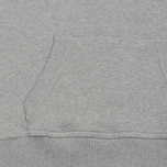 Мужская толстовка Timberland Letter Logo Hoody Medium Grey Heather фото- 3