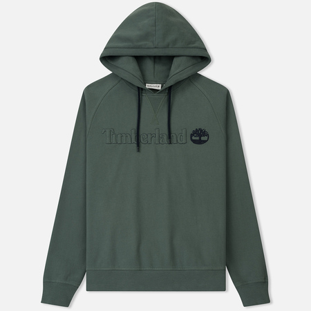 Мужская толстовка Timberland Westfield River Hooded Duck Green