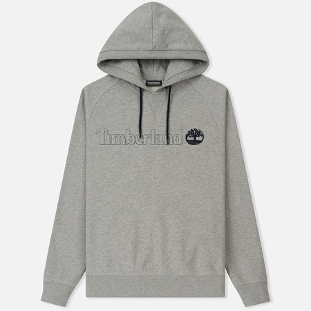 Мужская толстовка Timberland Westfield River Hooded Medium Grey Heather