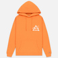 Мужская толстовка Tommy Jeans Graphic Washed Hoodie Russet Orange фото - 0