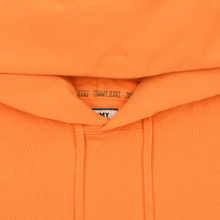 Мужская толстовка Tommy Jeans Graphic Washed Hoodie Russet Orange фото- 1