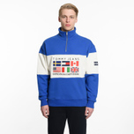 Мужская толстовка Tommy Jeans Half-Zip Expedition 6.0 Surf The Web фото- 5
