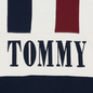 Мужская толстовка Tommy Jeans Heritage Stripe Crew Neck Navy Blazer/Multi фото - 2