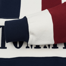 Мужская толстовка Tommy Jeans Heritage Stripe Crew Neck Navy Blazer/Multi фото- 4