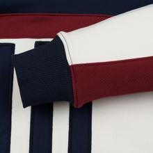 Мужская толстовка Tommy Jeans Heritage Stripe Hoodie Navy Blazer фото- 4