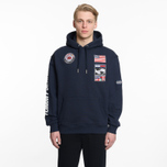 Мужская толстовка Tommy Jeans Hoodie Expedition 6.0 Dark Sapphire фото- 6