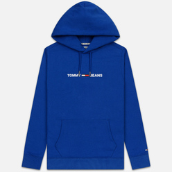 Мужская толстовка Tommy Jeans Straight Small Logo Hoodie Slim Fit Surf The Web