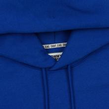 Мужская толстовка Tommy Jeans Straight Small Logo Hoodie Slim Fit Surf The Web фото- 1