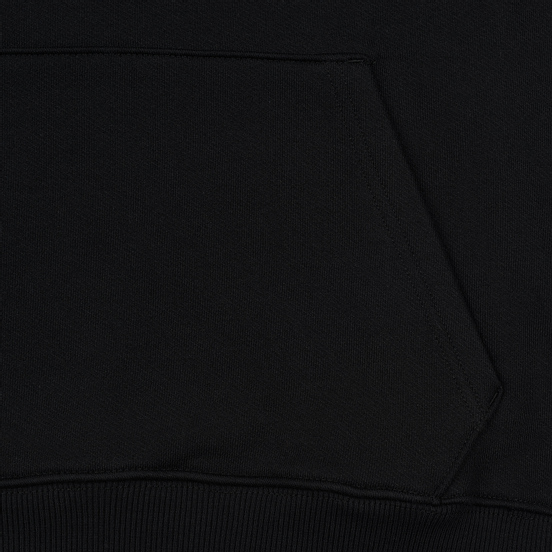 Мужская толстовка Tommy Jeans Tommy Badge Hoodie Black