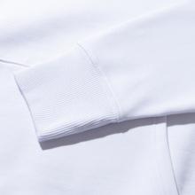 Мужская толстовка Tommy Jeans Tommy Badge Hoodie Classic White фото- 2