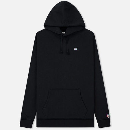 Мужская толстовка Tommy Jeans Tommy Classic Hoodie Black