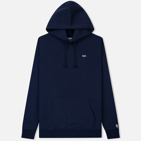 Мужская толстовка Tommy Jeans Tommy Classic Hoodie Black Iris
