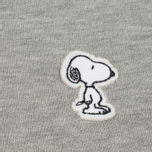 Мужская толстовка TSPTR Snoopy Applique Grey Marl фото- 2