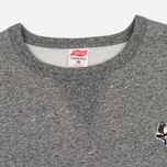 Мужская толстовка TSPTR Snoopy Flying Ace Applique Grey Marl фото- 1
