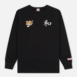 Мужская толстовка TSPTR Suka Snoopy Japan Black фото- 0