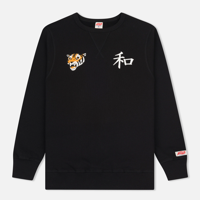Мужская толстовка TSPTR Suka Snoopy Japan Black