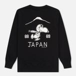 Мужская толстовка TSPTR Suka Snoopy Japan Black фото- 4