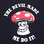 TSPTR The Devil Made Me Do It Men's sweatshirt Navy photo- 2