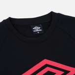 Мужская толстовка Umbro Pro Training Classic Crew Black фото- 1