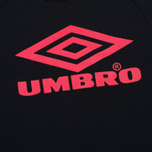 Мужская толстовка Umbro Pro Training Classic Crew Black фото- 2