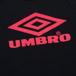 Umbro Pro Training Classic Crew Men's Sweatshirt Black photo- 2
