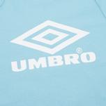 Мужская толстовка Umbro Pro Training Classic Crew Sky фото- 2