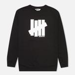 Undefeated 5 Strike Men's sweatshirt Black photo- 0