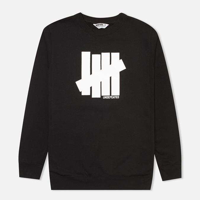 Undefeated 5 Strike Men's sweatshirt Black
