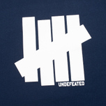 Undefeated 5 Strike Men's Sweatshirt Navy photo- 2