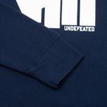 Undefeated 5 Strike Men's Sweatshirt Navy photo- 3
