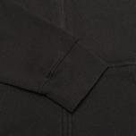 Мужская толстовка Undefeated 5 Strike Zip Black фото- 3
