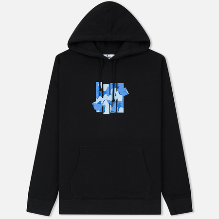 Мужская толстовка Undefeated Camo 5 Strike Hood Black